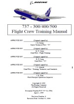 B737 Classic Flight Crew Training Manual