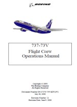 Boeing B737-700 Flight Crew Training Manual