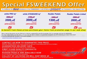 click here for more info on the FSWEEKEND Deal