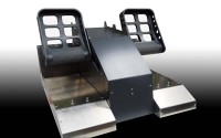 Revolution Simproducts Rudder Pedals