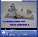 Revolution Simproducts Rudder Pedals Assembly - Part 1